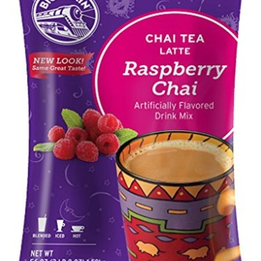 Big Train Chai Tea Latte, Raspberry, 3.5 Pound