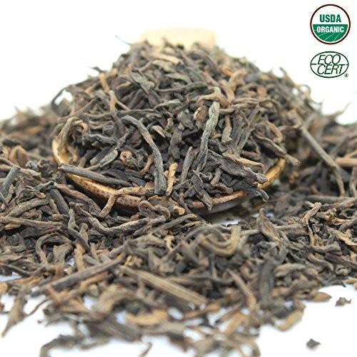Pu Erh Naked Loose Leaf Tea Aged 5 Years, Organc