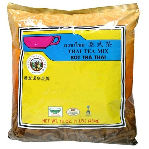 Pantai Norasingh – Thai Tea Mix (Net Wt. 16 Oz.)
