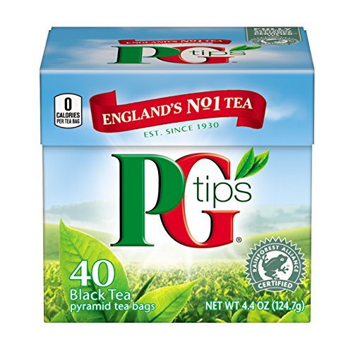 PG Tips Black Tea Pyramids Bags