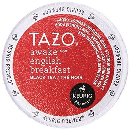 Tazo Awake English Breakfast Tea Keurig K-Cups