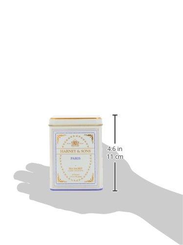 Harney & Sons Classic Paris Tea 1.4 oz, 40gm (20 Tea Sachets)